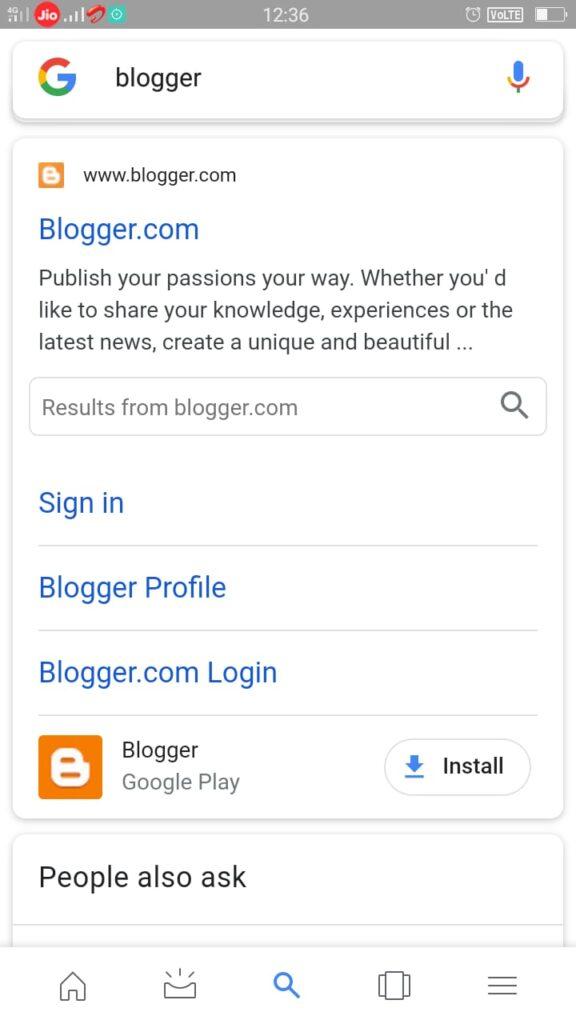 Mobile Se Blog Kaise Banaye | Hindi Me Blog Kaise Likhe