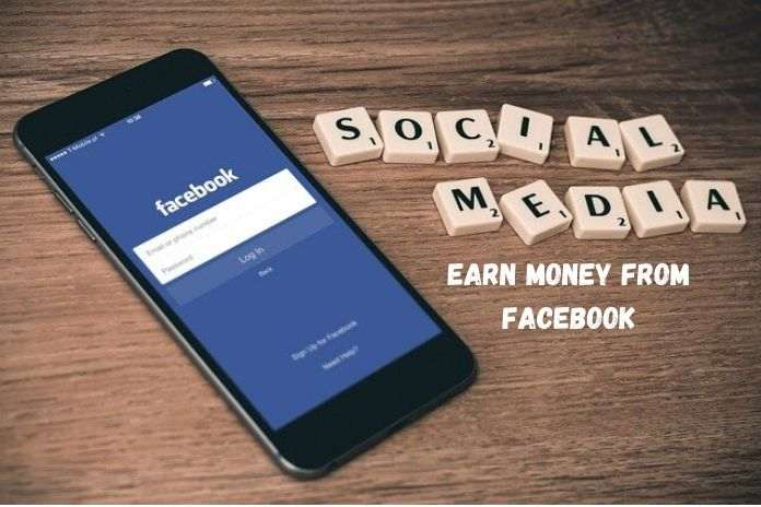 Make Money From Home Through Facebook फेसबुक से पैसे कमाइये