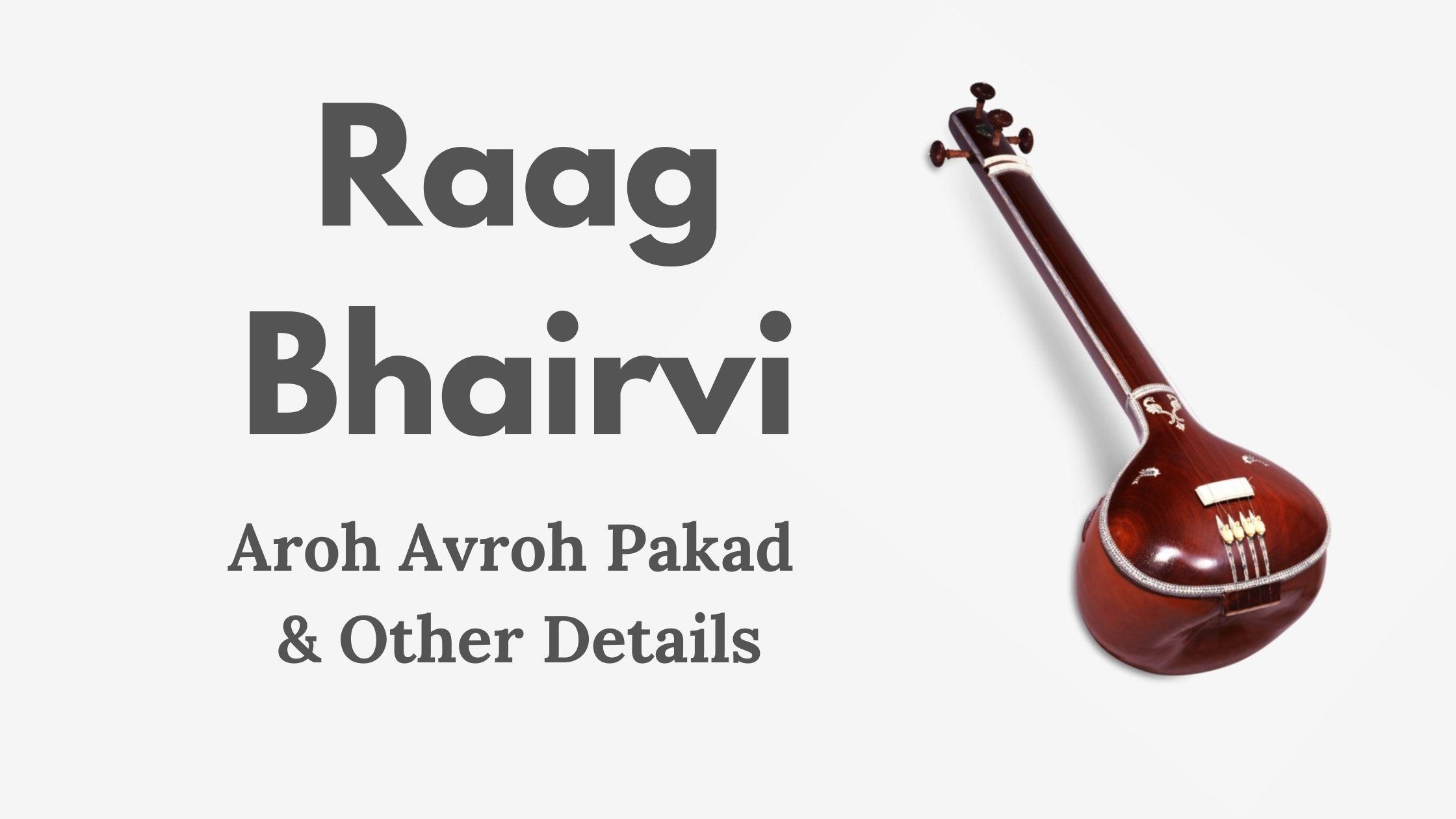 raag bhairvi
