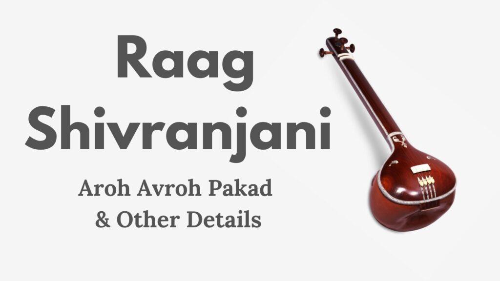 Raag Shivranjani