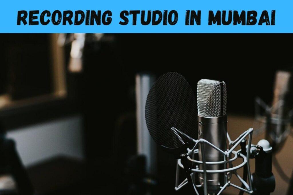 recording studio in mumbai