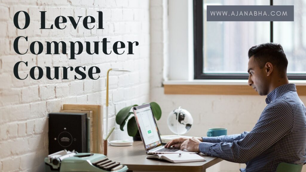 O Level Course in Computer