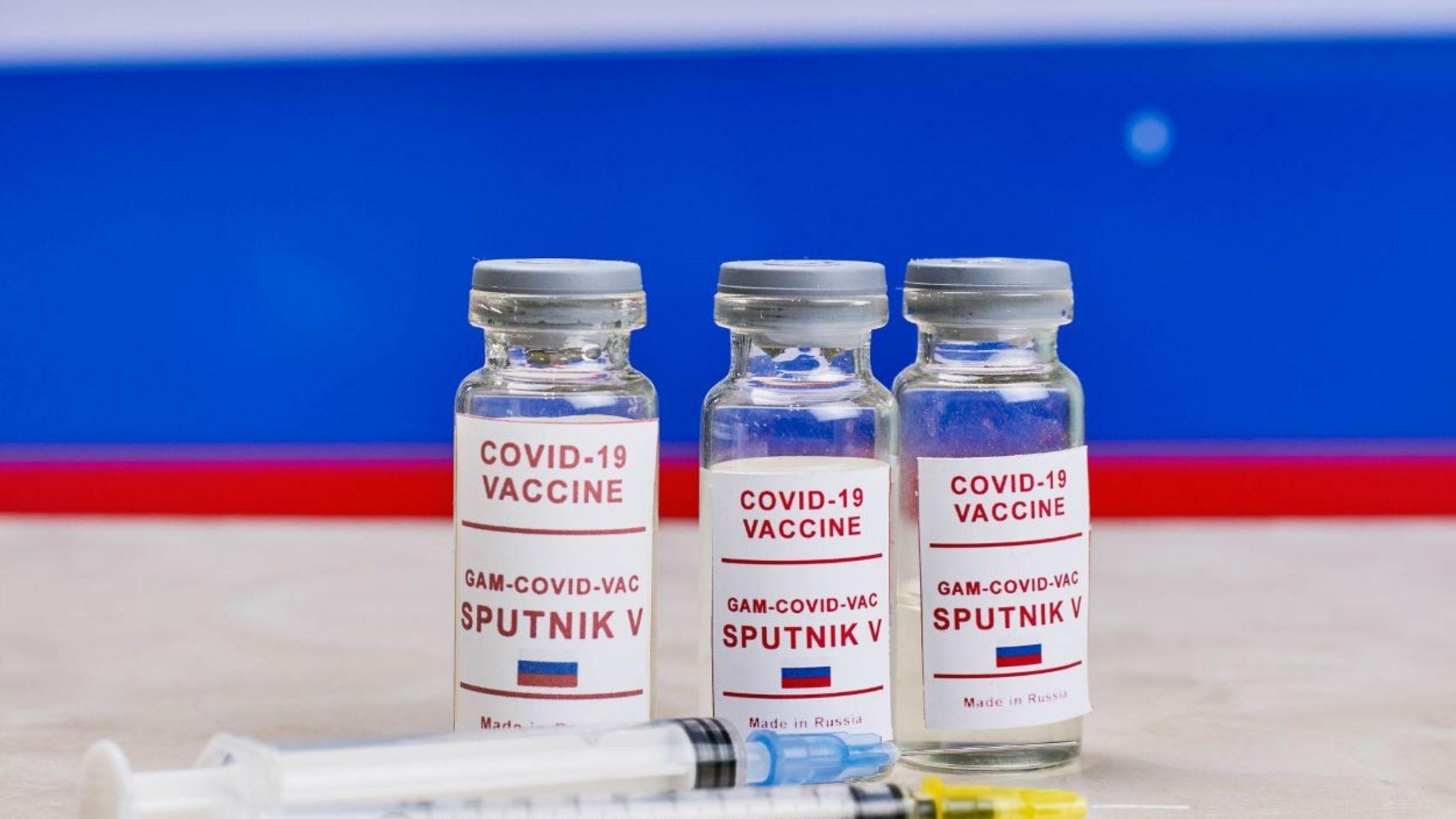 Sputnik V Vaccine In India