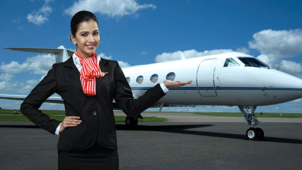 How To Become Air Hostess