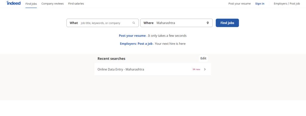 Online Data Entry Jobs From Home घर से काम करके पैसे कमायें